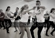 Un cours collectif de salsa colombienne.